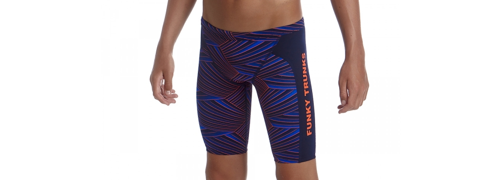 funky trunks hugo weave jammer
