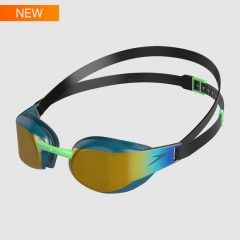 speedo fastskin elite green/gold