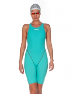 arena st 2.0 ladies kneeskin - aquamarine