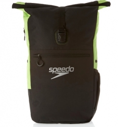 speedo team rucksack iii black/yellow