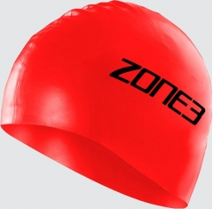 zone3 silicone hat 48g red