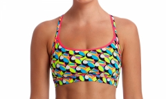 funkita toucan do it sport bra