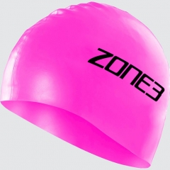 zone3 silicone hat 48g pink